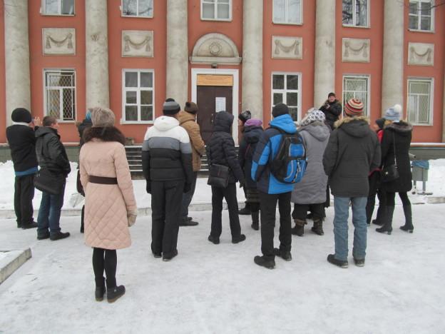 Четвёртая Историческая экскурсия в Ижевске