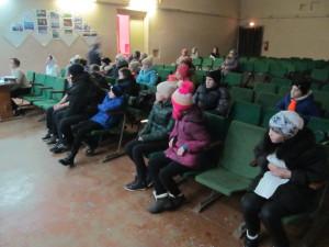 Выступление театра «Странник» в Глазовской епархии